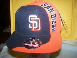 c5cfb81d541 San Diego Padres HAT CAP MLB ORIGINAL-SNAPBACK -AMERICAN NEEDLE ...