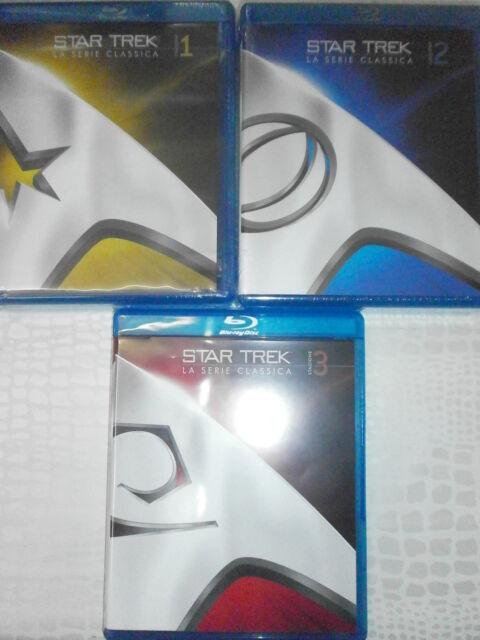Star Trek - Serie Classica e Completa 3 Cofanetti Blu-ray - COMPRO FUMETTI SHOP