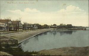 Short-Beach-CT-Main-Beach-c1910-Postcard