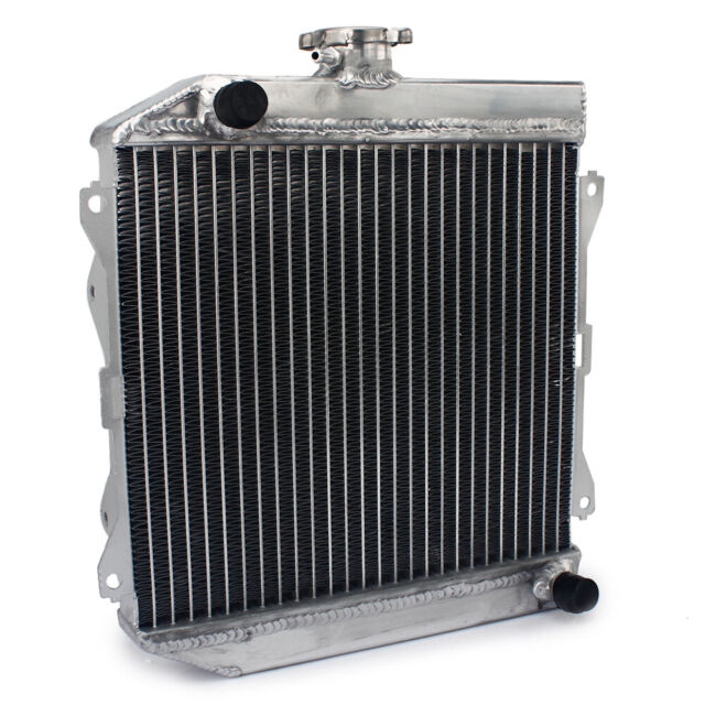 High Performance All Aluminum TIG Welded Radiator for Honda 19010-HR3-A21 TRX500 TRX420