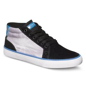 Skate Scarpe Shoes Sneakers blue Mid Council Black Dmg Dc Ydqw0dx