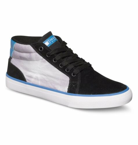 Skate Black blue Scarpe Council Shoes Sneakers Mid Dmg Dc xw0UPPq