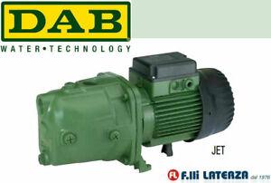 DAB-Elektrische-Pumpen-Zentrifugen-Selbst-Grundieren-Jet-82-102-112-132-Pumpe