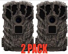 Card And Batteries Stealth Cam 16MP QV1K Trail Camera 2 Pack STC-QV1K-2PK V2