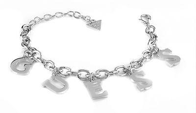 Guess Follow My Charm Bracelet L Armband Accessoire Silver Silber Neu Keine Kostenlosen Kosten Zu Irgendeinem Preis