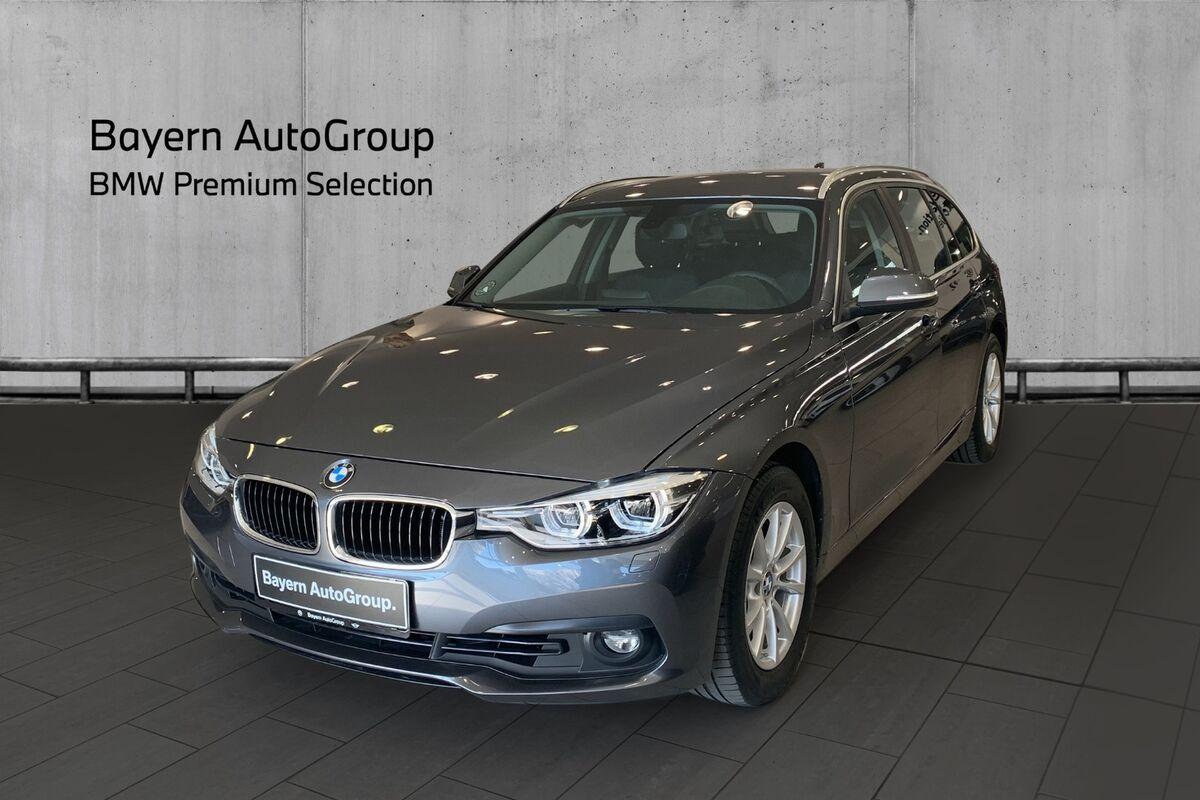 BMW 320i Touring aut.