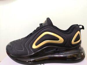 Anestésico Floración áspero  Scarpe Nike Air Max 720 Black,Gold | eBay