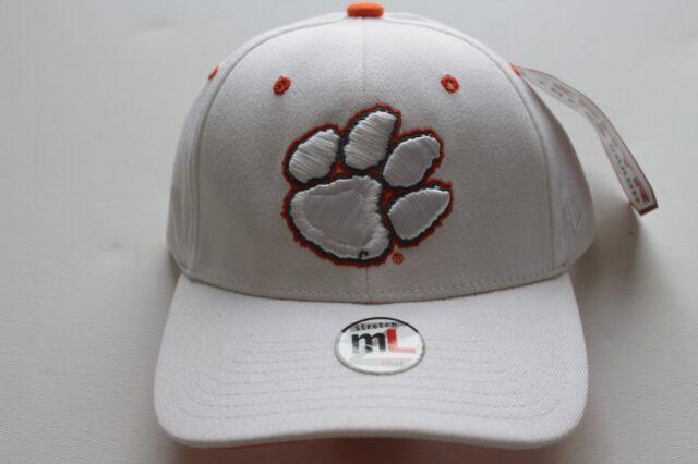 Clemson Tigers Cap  NCAA College Football Cap Kappe Flex Size M / L