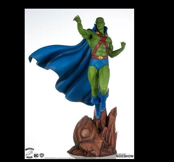 Dc Comics Super Powers Martian Manhunter Maquette Tweeterhead 903340