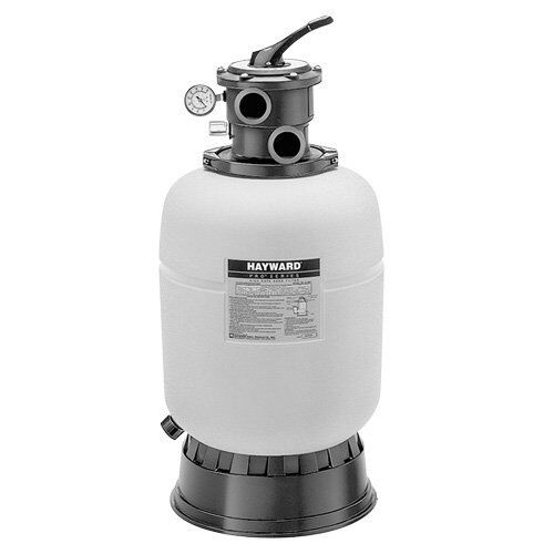 Hayward W3S180T Pro Series Sand Filter, 18-Inch, Top-Mount (S180T Replaced by W3S180T)