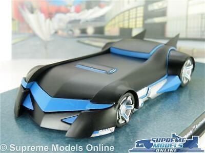 Ingegnoso Batman Batmobile Auto Modello 1:43 Taglia Mark Ii Eaglemoss Cimeli Automobilistici Animata T3-mostra Il Titolo Originale Colore Veloce