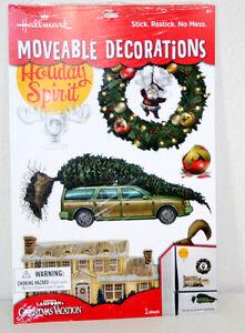 National Lampoon Christmas Vacation Decal Sticker Hallmark ...