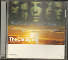CARDIGANS GRAN TURISMO 11 track CD NEW  My Favourite Game Erase Rewind