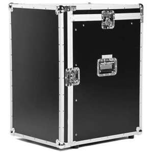 16/12 HE Kombicase ECO Winkelrack L-Rack DJ Rack Kombi Case Mixercase Flightcase