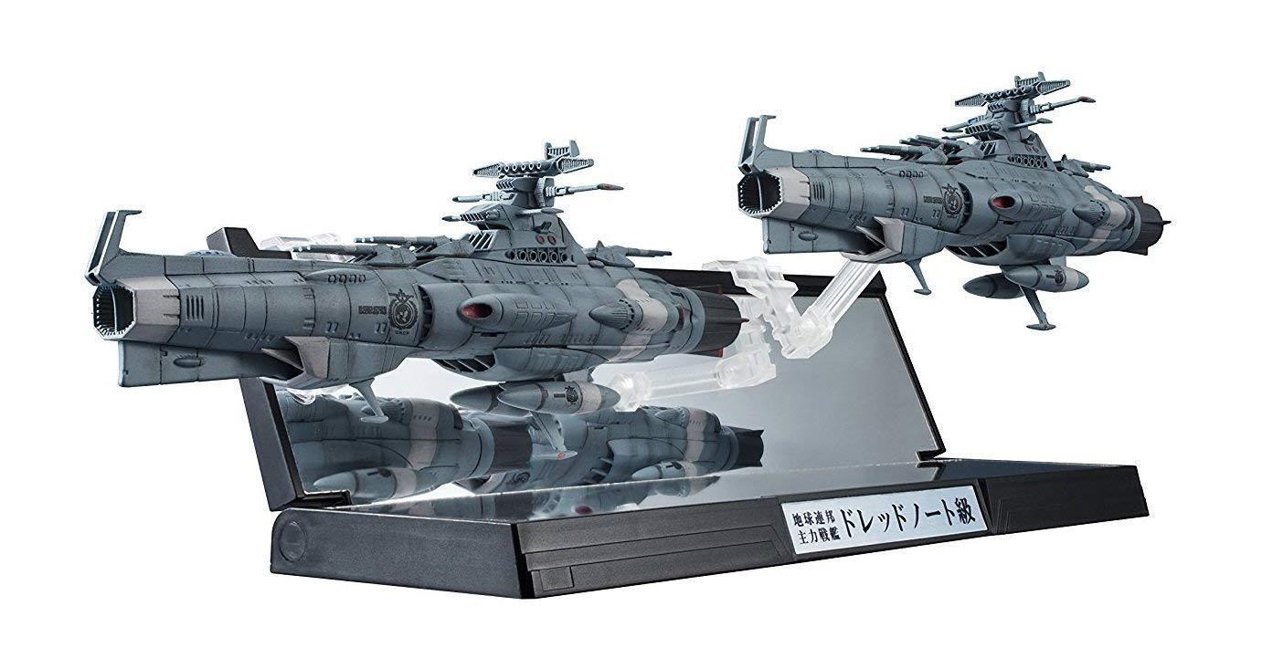 Space battleship yamato 2202 1 2000 earth federation battleship  dreadnought 2  magasin vente sortie