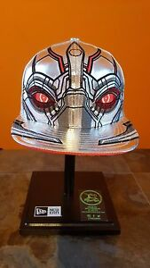 348d3e90f9c Image is loading New-Era-Marvel-Character-Armor-Ultron-Fitted-59fifty-