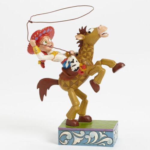 Jim Shore Disney Traditions Jesse And Bullseye Statue Toy Story 4039074 NEW NIB
