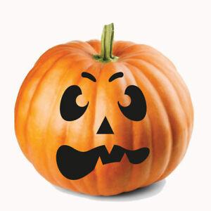 Halloween-Pumpkin-Vinyl-Decal-Faces-FOR-Pumpkins