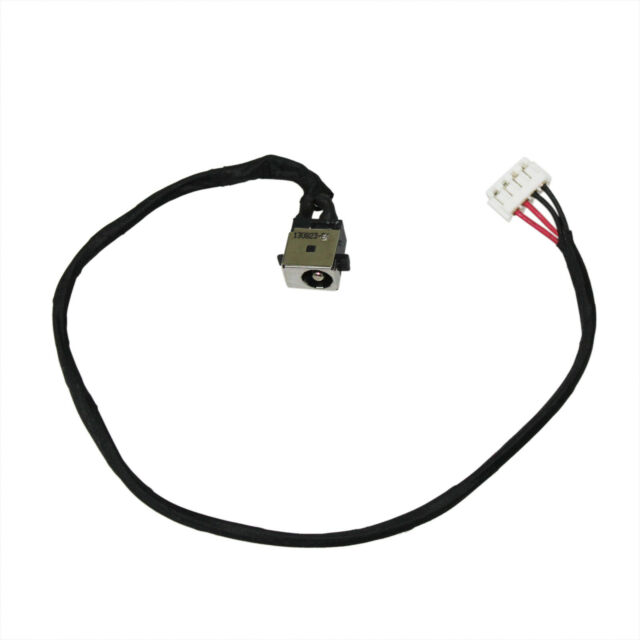 DC POWER JACK for Harness Cable for Toshiba Satellite P55W-C Series 1417-0088000