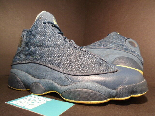 Nike Air Jordan Retro 13 XIII Squadron Blue 2013 for sale online  658f4a4ee