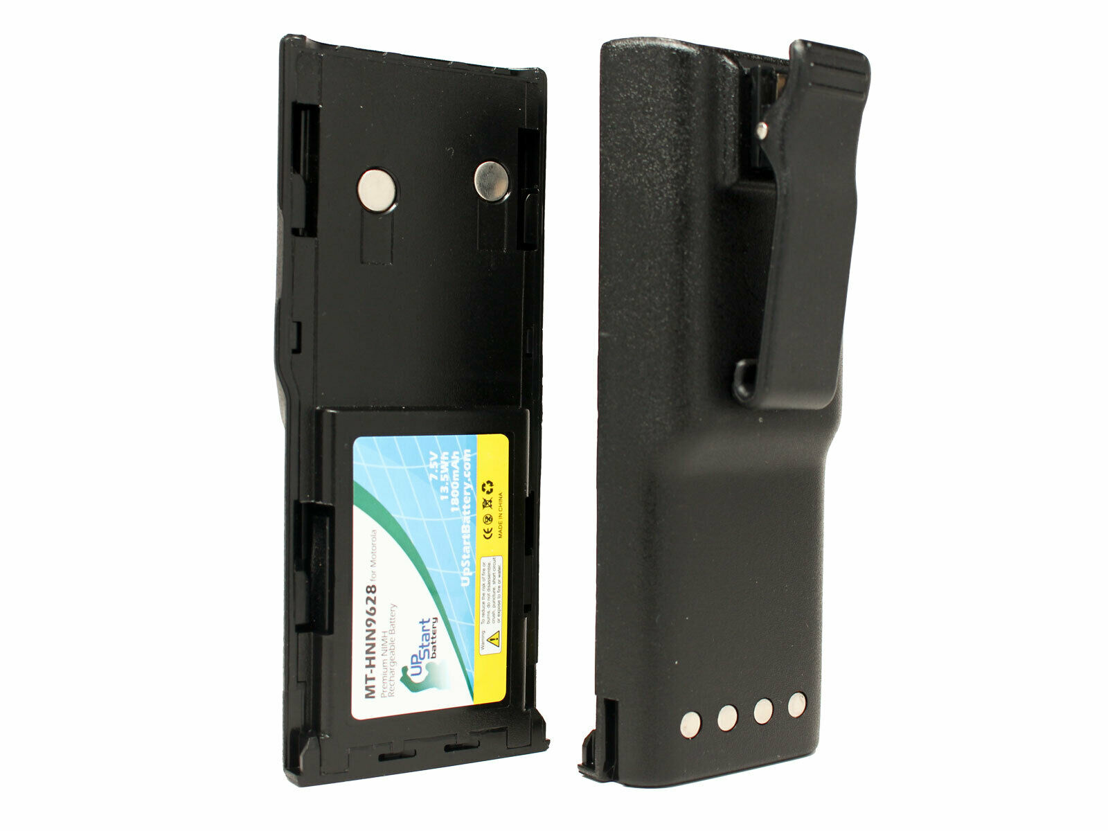2x Two-Way Radio Battery for Motorola Radius GP300 P080 GP88S HNN9628B HNN9701A. Available Now for 41.99