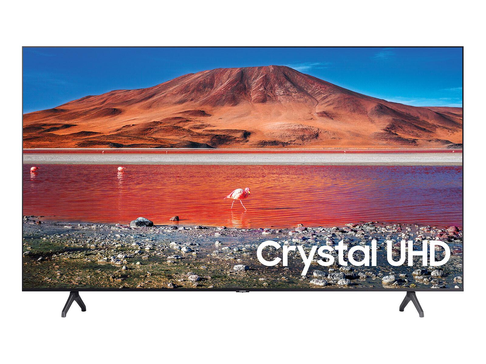 lockerq Samsung TU7000 70'' 4K LED Smart TV - Gray