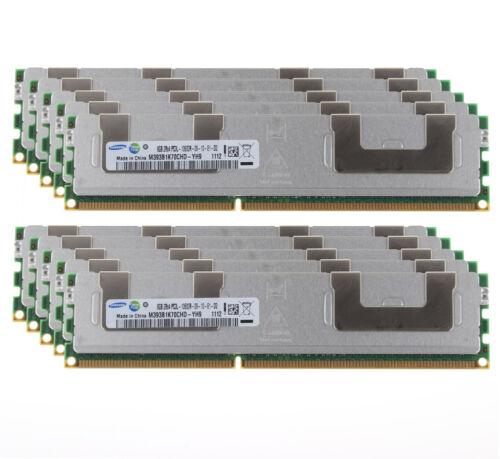 Lot for Samsung 8GB 2Rx4 PC3L-10600R DDR3 1333Mhz 240pin ECC Server Memory RAM @