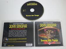 GEISTERJÄGER JOHN SINCLAIR/86/TERROR DER TONGS(TEIL2 VON 2(LÜBBE HÖRSPIELE) CD