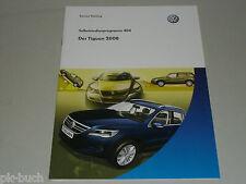 SSP 404 VW Selbststudienprogramm Service Training Der Tiguan 2008