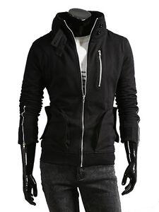 giacca con cappuccio uomo primavera