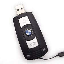 Black BMW Car KEY 16GB USB 2.0 Flash Pen Drive Memory Thumb Stick Free Shipping