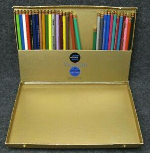 Vintage-Eagle-Verithin-31-Color-Art-Set-No-732-in-Original-Box-Made-in-USA