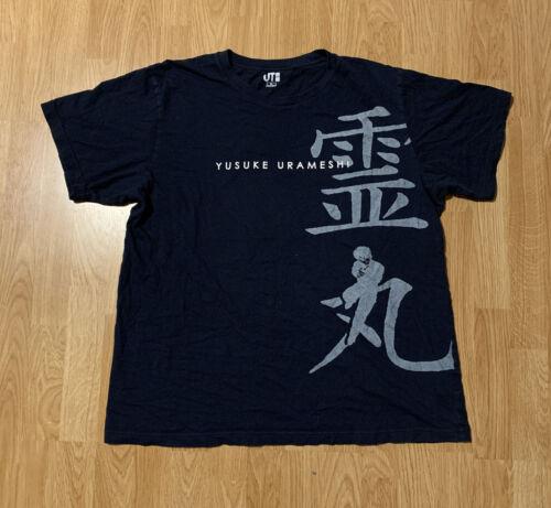 Uniqlo x Yu Yu Hakusho Yusuke Urameshi T-Shirt Siz
