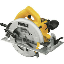 "DEWALT 7-1/4"" Circular Saw Kit with Electric Brake DWE575SB Recondition"