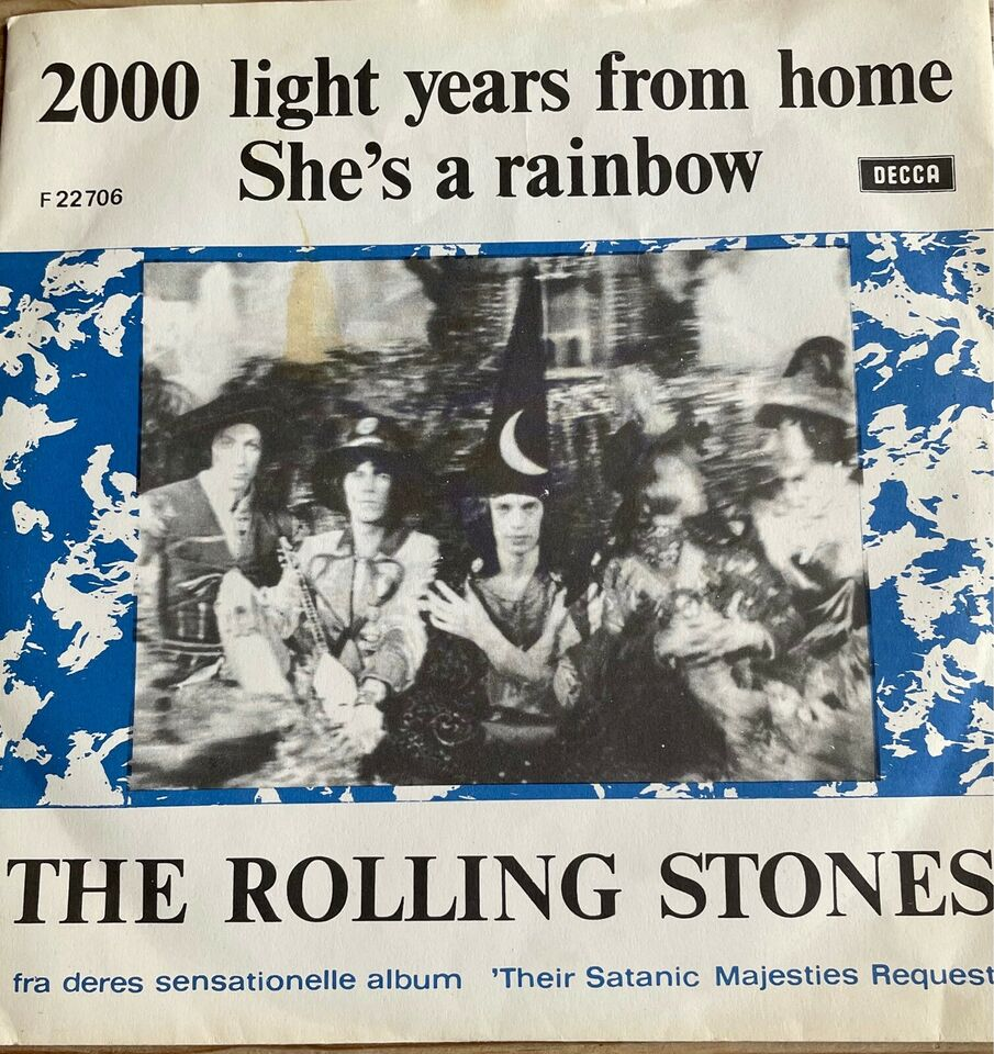 Single, Rolling Stones, Pink Floyd
