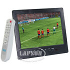 8 inch 4 : 3 TFT LCD Color Analog TV Monitor AV VGA With Remote Control L8009 AU