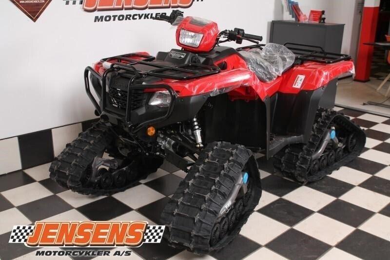 Honda, TRX 500 Foreman ES, ccm