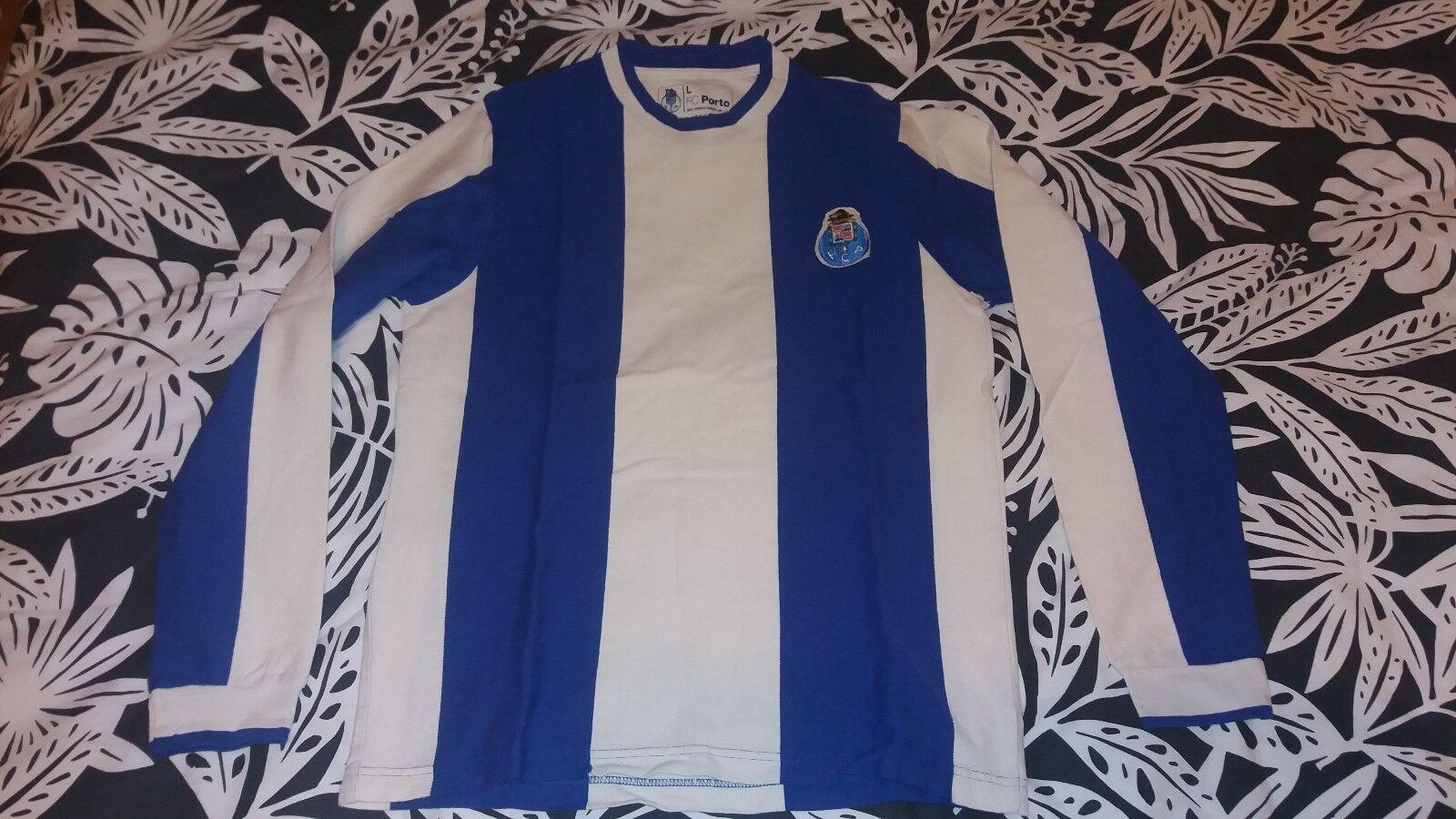 Maillot FC Porto 19691977 Réplique officiel Camisola