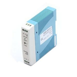 Din-Rail power supply 20W 12V 1,67A ; MeanWell MDR-20-12
