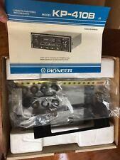 Pioneer KP 410 B Radio Am funciona bien, el Casete va bien trabaja 100x100