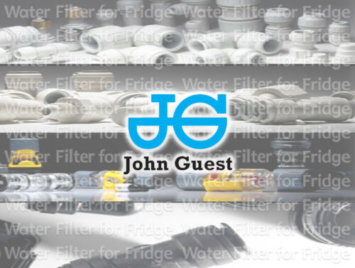"""10X John Guest CI270808W Barb Connector Superseal X Barb 1//4/"""" Tube Size"""