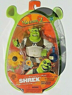 New 2004 Shrek 2 Stinky Sunflower Happily Ever After Potion Action Figure 76930682159 Ebay