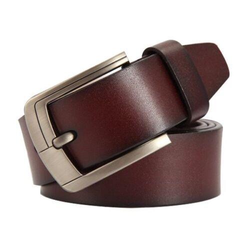Men Women Luxury Belts For Jeans Pants Accessories Pin Buckle Strap Casual Belt