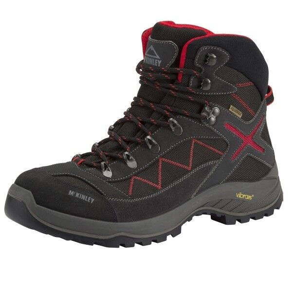 McKinley Herren Trekking Wander Outdoor Stiefel Magma 2 AQX Boots Vibram 276588