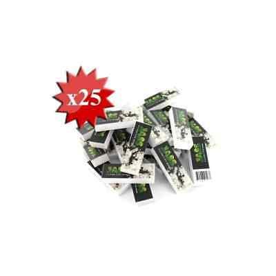 Toncar JASS TIPS Carton De 50 Carnets De 50 Filtres En Carton 20MM