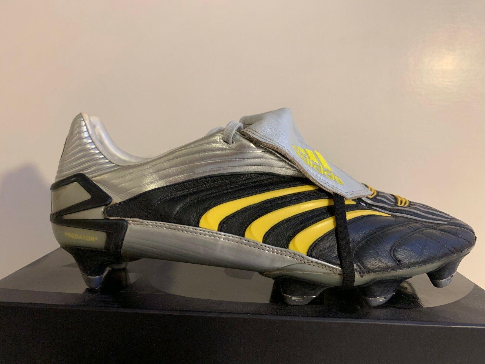 Adidas Pnetwerkator Powerswerve puls Soccer Cleats Grootte 11,5 11 46