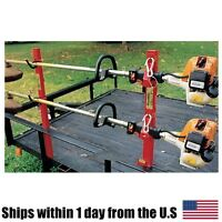 Trimmer Trap Tt1 Trimmer Rack Holds 2 Line Trimmers Trimmertrap For Stihl Echo on sale