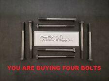 4pcs M16x35mm Grade 10.9 40CR Hex Serrated Flange Bolt Frame Cap Screws