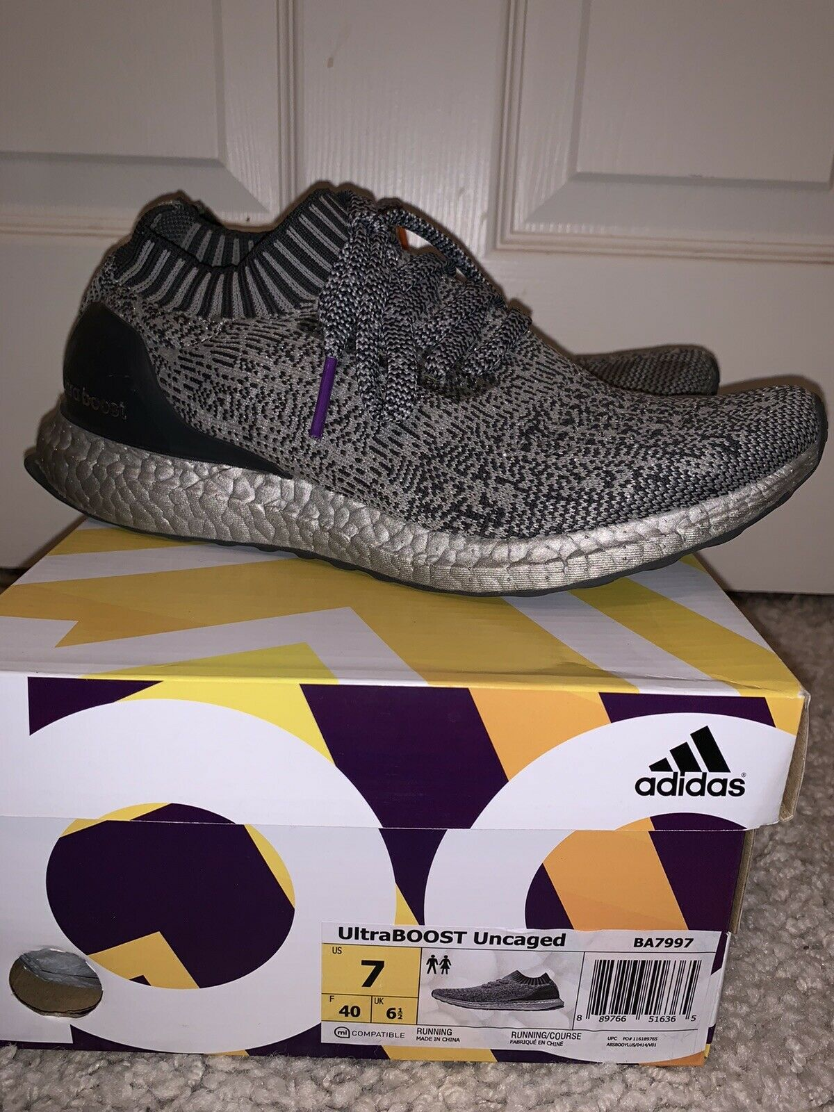 adidas Ultra Boost Uncaged Super Bowl