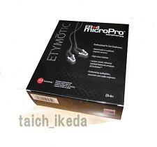 Etymotic Research ER-4PT MicroPro earphones Brand New